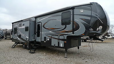 2015 cyclone cy 3110 toy hauler fifth wheel toy hauler tandem axle buy @ 52990