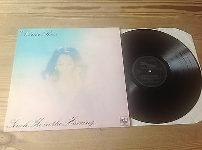 DIANA ROSS TOUCH ME IN THE MORNING STUNNING 1973 TAMLA MOTOWN LP*NEAR MINT ALBUM