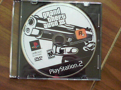 Grand Theft Auto 3, for Play Station 2 ..(PS2)