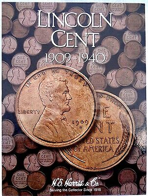 Whitman Lincoln Cents Coin Folder Starting 2014 Vol 4 Penny Album Book 4004 NEW