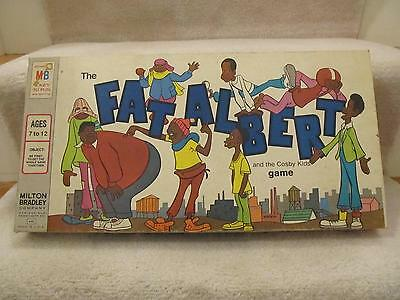 Vintage 1973 The Fat Albert & the Cosby Kids Board Game Milton Bradley Complete