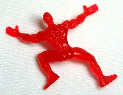 Hasbro Marvel Handful of Heroes Wave 1 Iron Man A Translucent Brick Red