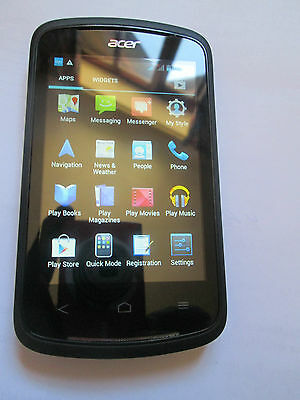 ACER Z120 Z2 Liquid 4GB-( Unlocked ) Dual Sim Android Touch screen smartphone