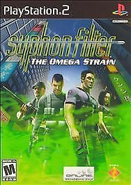 Syphon Filter: The Omega Strain  (Sony PlayStation 2, 2004) ** BRAND NEW GAME**
