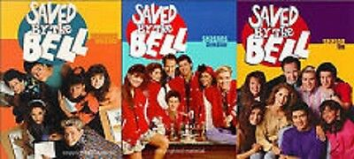 Saved by the Bell Seasons 1-5 Season 1 2 3 4 5 DVD Complete Series