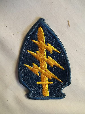 Vintage  Us Army  Airborne Special Forces Operations Patch