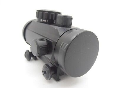 Sentry 1x35 Red & Green Dot Rifle Scope