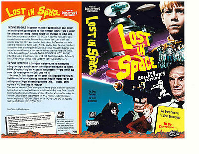 "Lost In Space Columbia House VHS ""The Space Primevals"" (1996)"