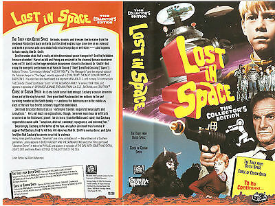 "Lost In Space Columbia House VHS ""The Thief From Outer Space"" (1995)"
