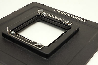 Toyo Omega View 4x5 158mm Lens Board Adapter for Graflex Graphic 2x3 Century 23