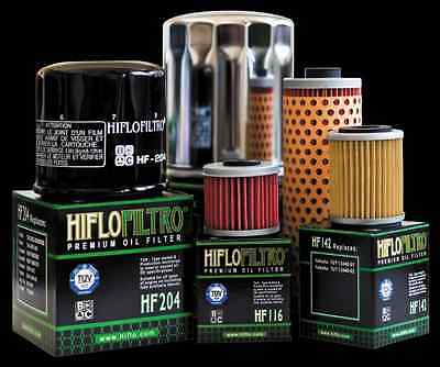 Hiflo Motorcycle Oil Filter HF183 (KN183)