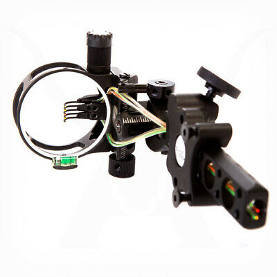 Rapid 5 - Fibre Optic Bow Sight For Compound Bows