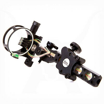 Rapid 7 - Fibre Optic Bow Sight For Compound Bows