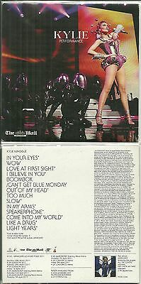 Cd - Kylie Minogue : En Concert Live In New York  / Comme Neuf - Like New
