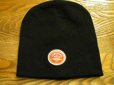 Jeremiah Weed Sweet Tea Vodka Beanie! Brand New! Southern Style!
