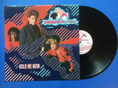 Thompson Twins - Hold Me Now / Let Loving Start, Arista TWINS-122 Ex+ Condition