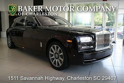 Rolls-Royce : Phantom Pinnacle Travel Collection Extended Wheelbase MSRP:$649,365 | 1of10 Pinnacle Travel Editions made, The ONLY one sent to the US