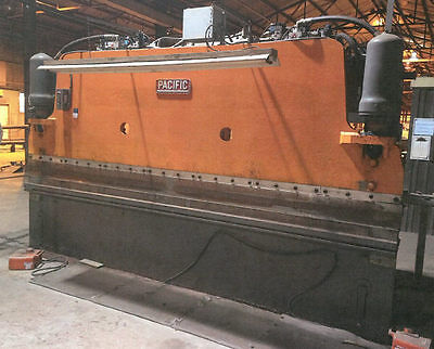 "14' Pacific ""100-14"" 100-Ton Hydraulic Press Brake - #27447"