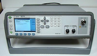 Agilent N4010A Wireless Connectivity Test Set opt 103/110 w/ WARRANTY