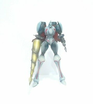 SHIN GETTER ROBO 2 MODEL KIT ASSEMBLED AND PAINTED 1:550  WAVE