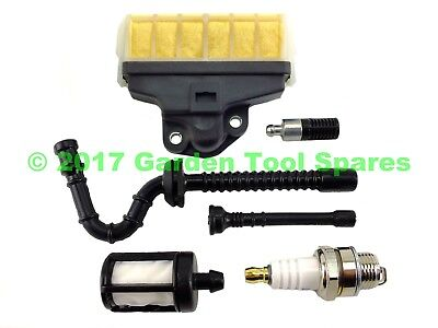Gts Service Kit Fit Stihl 021 023 025 Ms210 Ms230 Ms250 Air Fuel Oil Filter Hose
