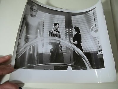 Vintage 1951 The Day the Earth Stood Still Movie Press Photograph #26 GORT ROBOT