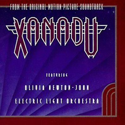 Xanadu - Various Artists (CD Used Very Good) Electric Light Orchestra