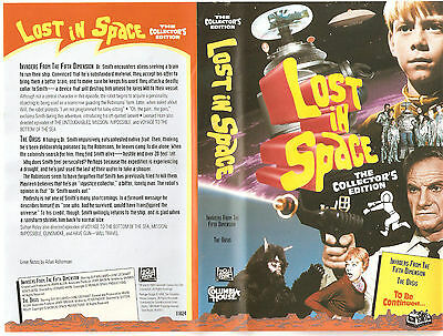 "Lost In Space Columbia House VHS ""Invaders From The Fifth Dimension"" (1994)"