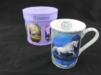 "Anne Stokes ""Moonlight Unicorn"" Mug, Gift Boxed Wonderful Gift Idea!"