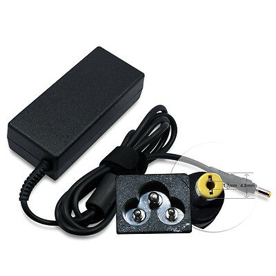 4.8*1.7mm 18.5V 3.5A 65W AC Adapter Charger Power Supply For HP Laptop Notebook