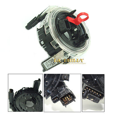 New Spiral Cable Clock Spring SUB-ASSY For AUDI L4E0953541A