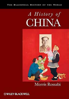 A History of China by Morris Rossabi Paperback Book (English)