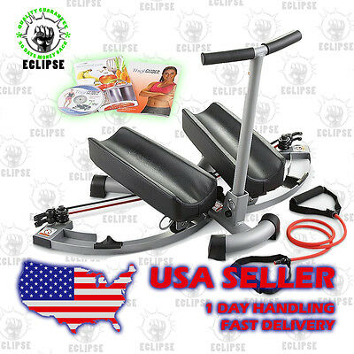 Thigh Glider - thigh exercise isolation workout fitness  sports machine