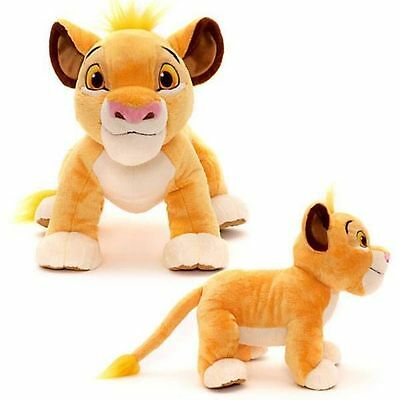 New Lion King Simba Soft 30Cm Plush Toy
