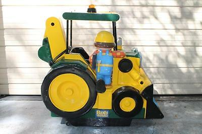 Bob the Builder Coin Operated Kiddie Ride