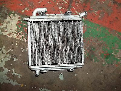 Aprilia SR50 2006 radiator (bike breakin)