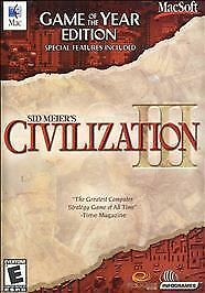 Sid Meier's Civilization III: Game of the Year Edition  PC