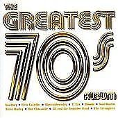 Various Artists - Greatest 70's Album - 2 cd set