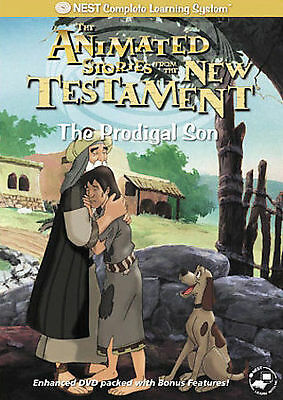 Animated Stories from the New Testament - The Prodigal Son (DVD, 2008)