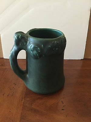 Rookwood Pottery Mug - Matte Green