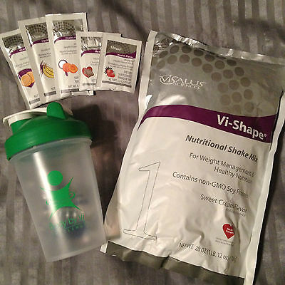 The ViSalus BALANCE KIT 90-Day Weight Loss Challenge - Body By Vi with a BONUS!