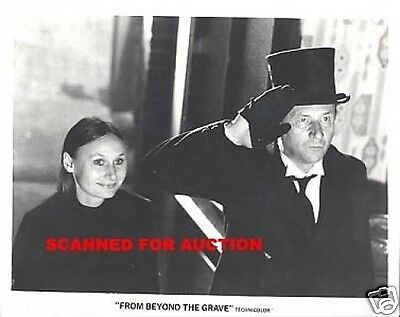 PETER CUSHING FROM BEYOND THE GRAVE ORIGINAL PHOTO 8B-440