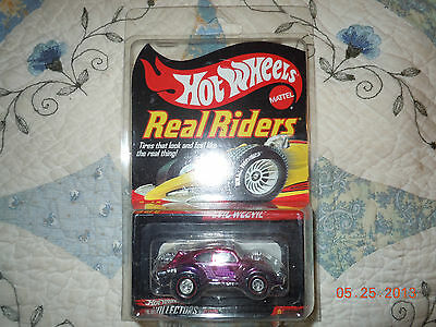 2008 Hot Wheels RLC Real Riders Evil Weevil  1381/10000 FREE SHIPPING