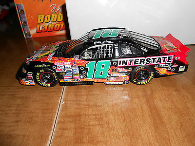 #18 Bobby Labonte Small Soldiers/Interstate Batteries Pontiac 1:24