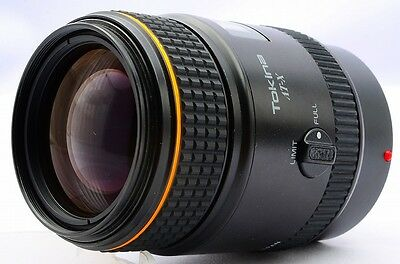 Tokina AT-X AF 100mm F2.8 MACRO For Minolta / Sony (5202321) Excellent #25828