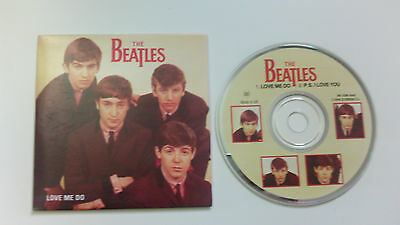 THE BEATLES LOVE ME DO P S I LOVE YOU .