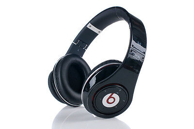 Beats by Dr. Dre Studio Headband Headphones - Black - Wired