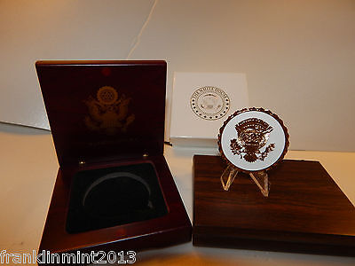 VICE PRESIDENT OF THE UNITED STATES COIN BOX SET-Coin & Official WHITE HOUSE Box