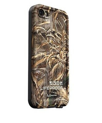100% Authentic Lifeproof Fre Case For Apple Iphone 5,5s Real Tree Camo BRAND NEW