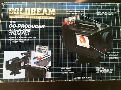 Goldbeam Co-Producer all in one transfer *NOT 100%* CP-300N photos to video